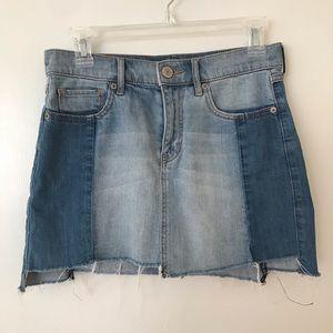 Express Jeans mini skirt